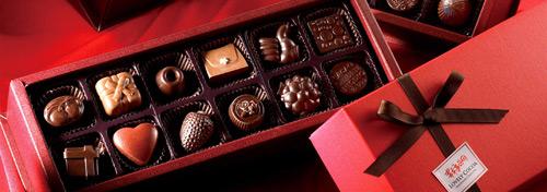 繽紛巧克力禮盒